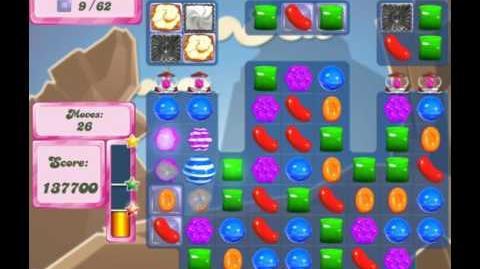 Candy Crush Saga Level 2628 (40 moves)