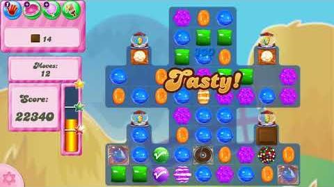 Candy Crush Saga Level 2924 NO BOOSTERS