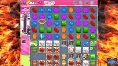 Candy Crush Saga Level 464-0