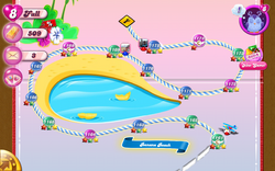 Banana Beach Reality Map Mobile