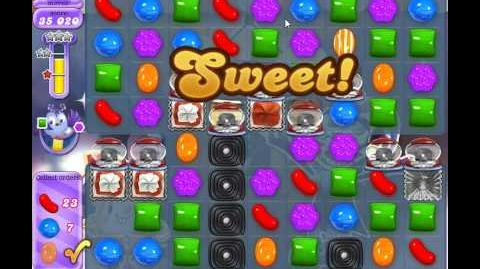 Candy Crush Saga Dreamworld Level 216 No Booster