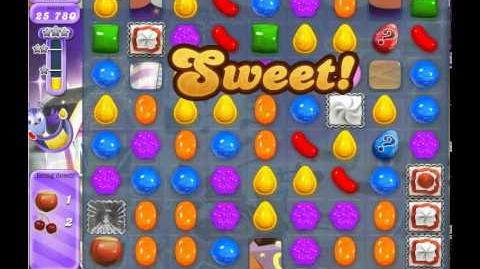 Candy Crush Saga Dreamworld Level 242 (3 Stars)