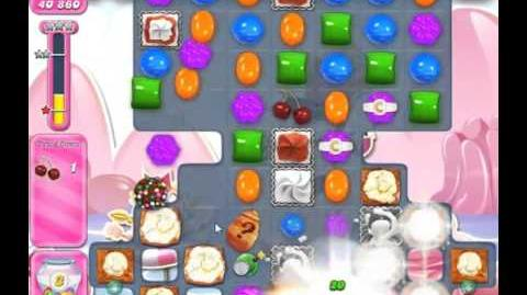 Candy Crush Saga Level 1498