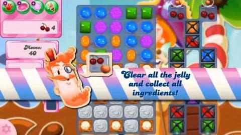Candy Crush Saga Level 2686 NO BOOSTERS