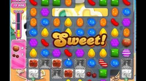 Candy Crush Saga Level 691 no Booster