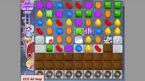 Candy Crush DREAMWORLD Level 343 3*