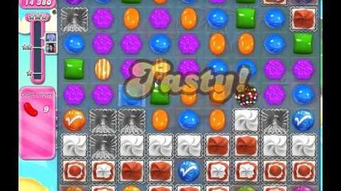 Candy Crush Saga Level 1174 - NEW