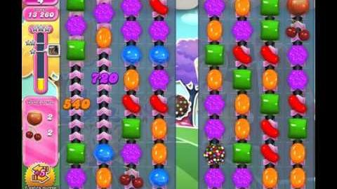 Candy Crush Saga Level 1441 (No booster, 3 Stars)