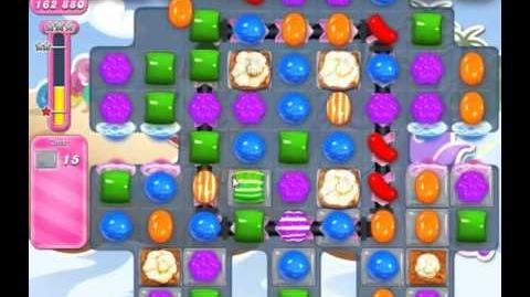 Candy Crush Saga Level 1631 - NO BOOSTERS