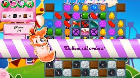 Candy Crush Saga Level 2672 NO BOOSTERS