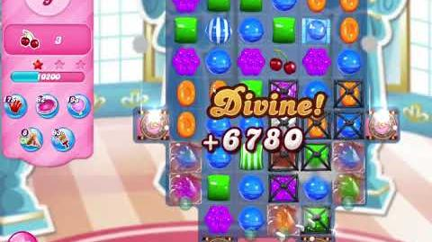 Candy Crush Saga Level 3127 NO BOOSTERS (third version)