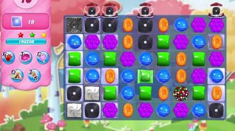 Candy Crush Saga Level 3143 NO BOOSTERS (20 moves)