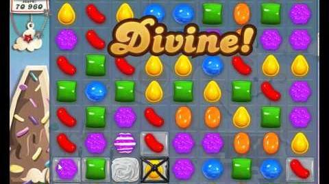 Candy Crush Saga Level 37