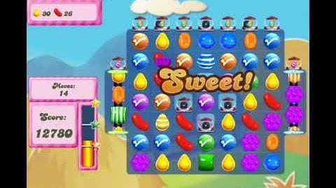 Candy Crush Saga level 2693 720HD No booster Add me on facebook