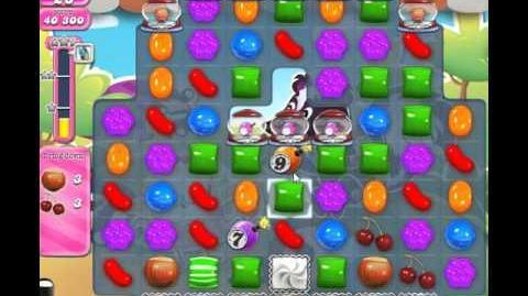 Candy crush saga level 1358 No booster, 3 Stars