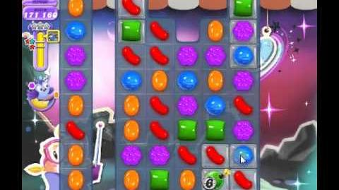 How to beat Candy Crush Saga Dreamworld Level 103 - 3 Stars - No Boosters - 269,340pts