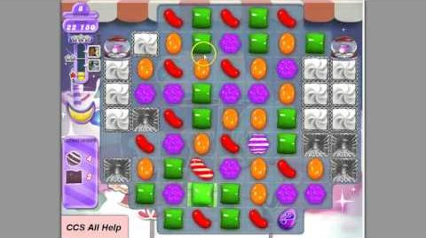 Candy Crush DREAMWORLD Level 360