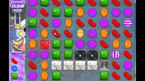 Candy Crush Saga Dreamworld Level 126 No Booster 3 Stars