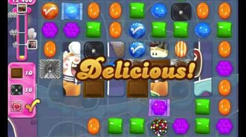 Candy Crush Saga LEVEL 2059 NO BOOSTERS (18 moves)