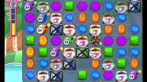 Candy Crush Saga LEVEL 2408 NO BOOSTERS