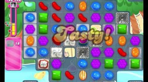 Candy Crush Saga LEVEL 2417 NO BOOSTERS