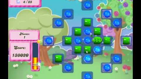 Candy Crush Saga Level 2821 - NO BOOSTERS