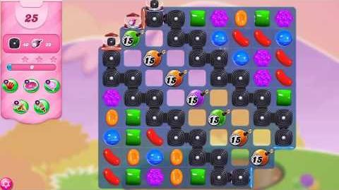 Candy Crush Saga Level 3366 NO BOOSTERS