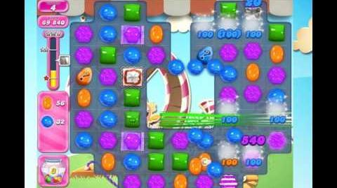 Candy crush saga level 1772 2* no booster