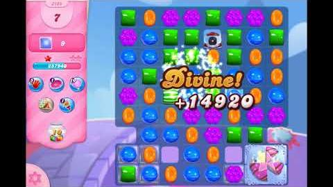 Candy Crush Saga - Level 3105 ☆☆☆