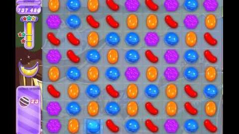 Candy Crush Saga Dreamworld Level 665 (No booster, 3 Stars)