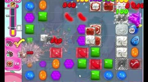 Candy Crush Saga LEVEL 1623 NO BOOSTERS (5 colors)