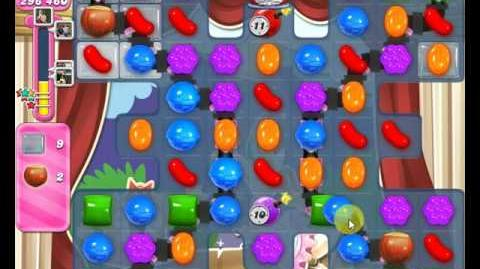 Candy Crush Saga LEVEL 2311 NO BOOSTERS (4 ingredients)