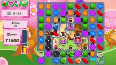 Candy Crush Saga LEVEL 2468 NO BOOSTERS