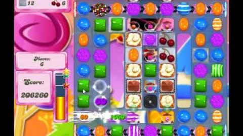 Candy Crush Saga Level 2541 - NO BOOSTERS