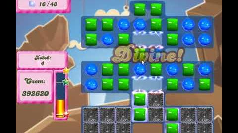 Candy Crush Saga Level 2626 New,13 Moves