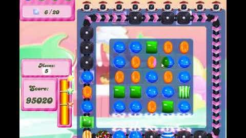 Candy Crush Saga Level 2810 One Free Switch 3Star 2700plus Group Redesigned 191017
