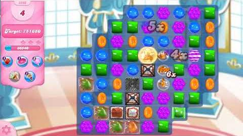 Candy Crush Saga Level 2980 NO BOOSTERS (15 moves)