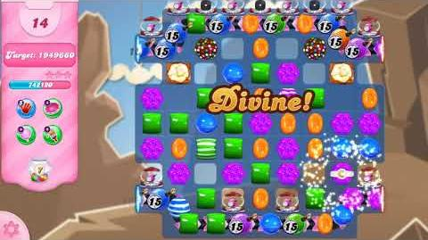 Candy Crush Saga Level 3075 NO BOOSTERS