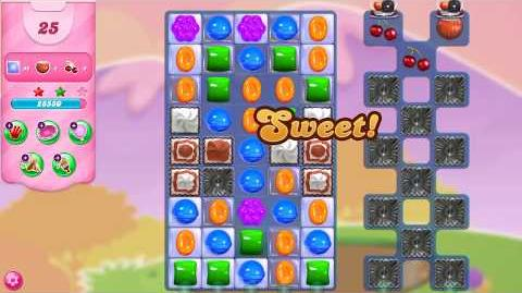Candy Crush Saga Level 3377 NO BOOSTERS