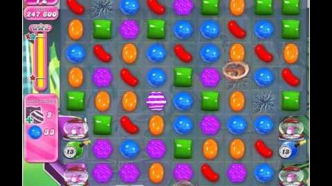 Candy Crush Saga Level 425 3 stars NO BOOSTERS