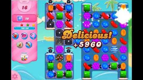 Candy Crush Saga - Level 3094 ☆☆☆
