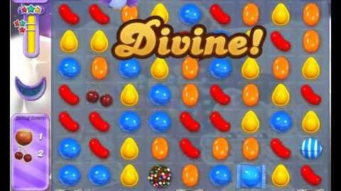 Candy Crush Saga Dreamworld Level 164 (Traumwelt)