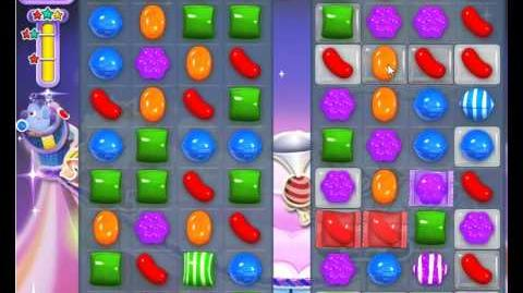 Candy Crush Saga Dreamworld Level 177 (Traumwelt)