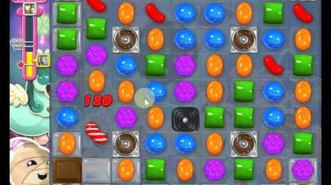 Candy Crush Saga LEVEL 1411 new version (30 moves)