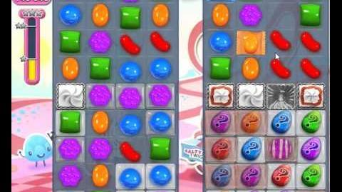 Candy Crush Saga Level 1116 - RASPBERRY RACES 🚗 🚗 🚗