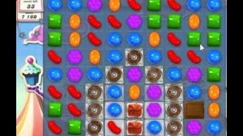 Candy Crush Saga Level 184 (OLD VERSION) - 3 Star - no boosters
