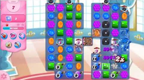 Candy Crush Saga Level 2984 NO BOOSTERS (18 moves)