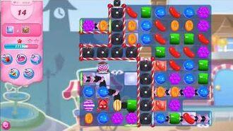 Candy Crush Saga Level 4858 NO BOOSTERS
