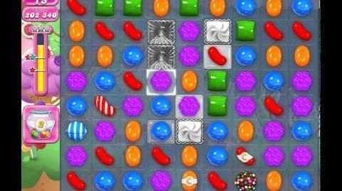 Candy Crush Saga Level 965 (No booster, 3 Stars)