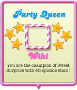 Party Queen